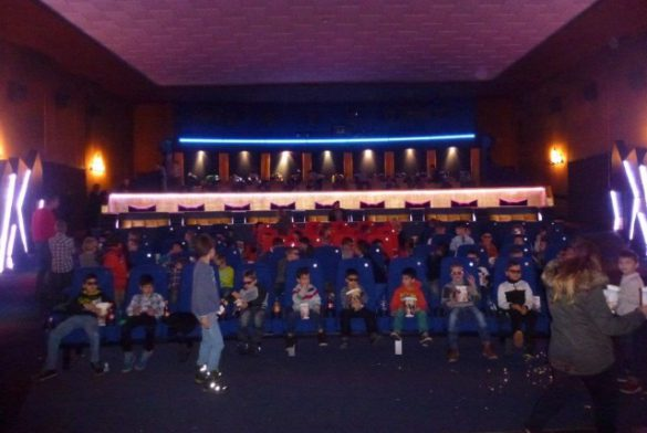 Kinobesuch 1. Advent 2015
