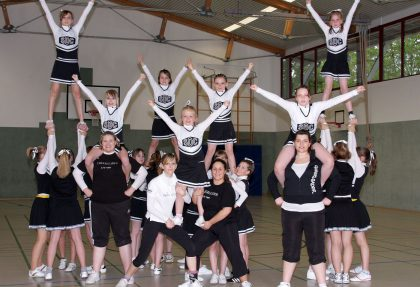 Archiv Cheerleader