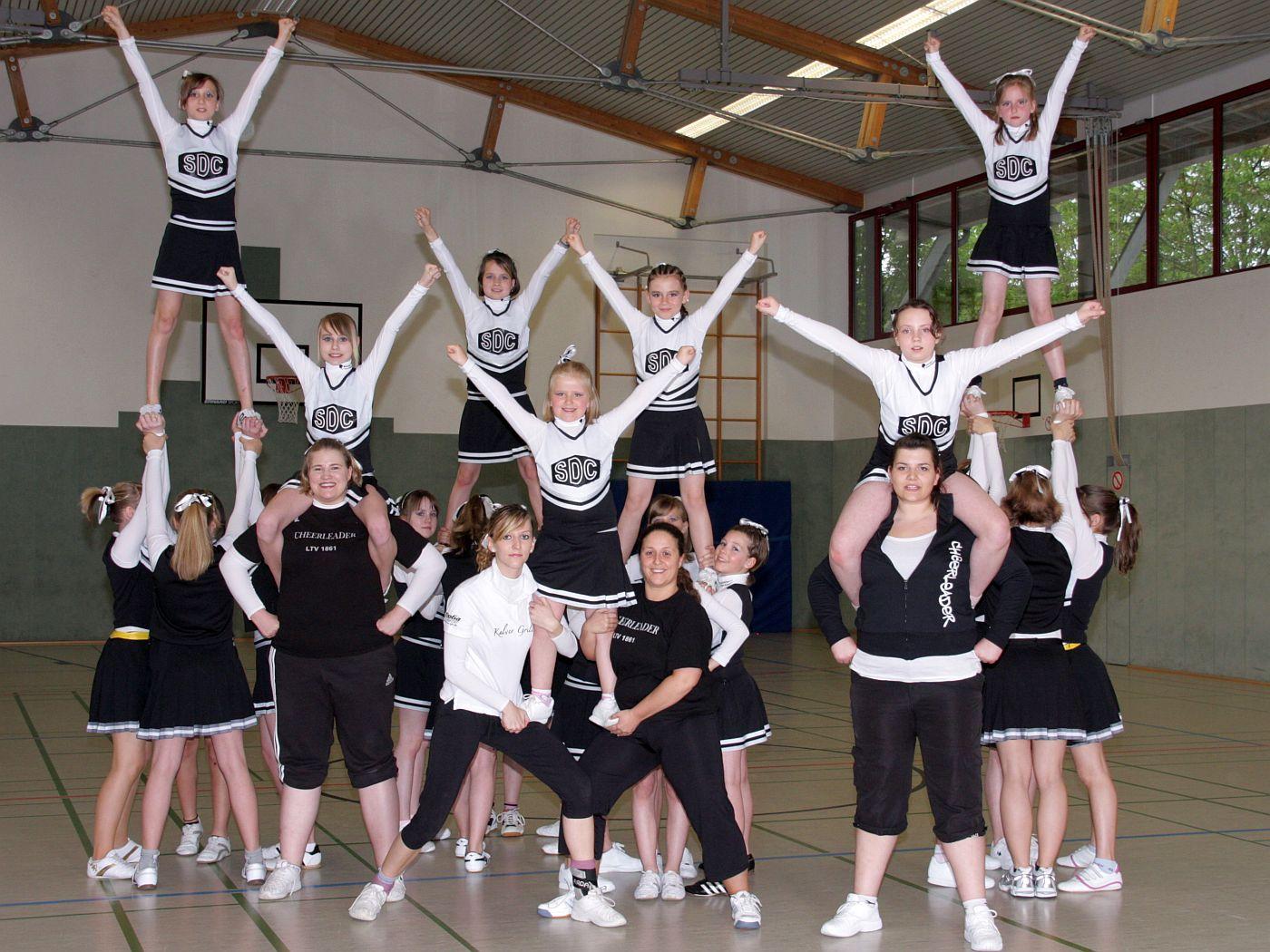 Archiv Cheerleader