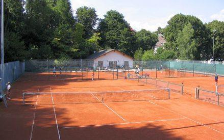 Vorläufiger Jahresbericht Der Tennisabteilung