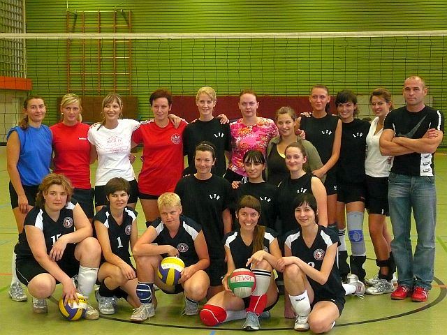 Archiv Volleyball